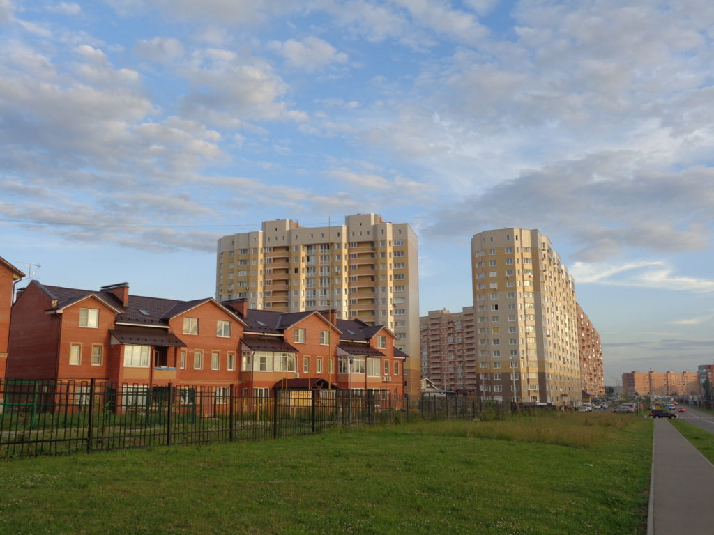 Строительство дома в Апрелевке
